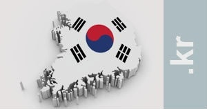 South Korea Domain .kr